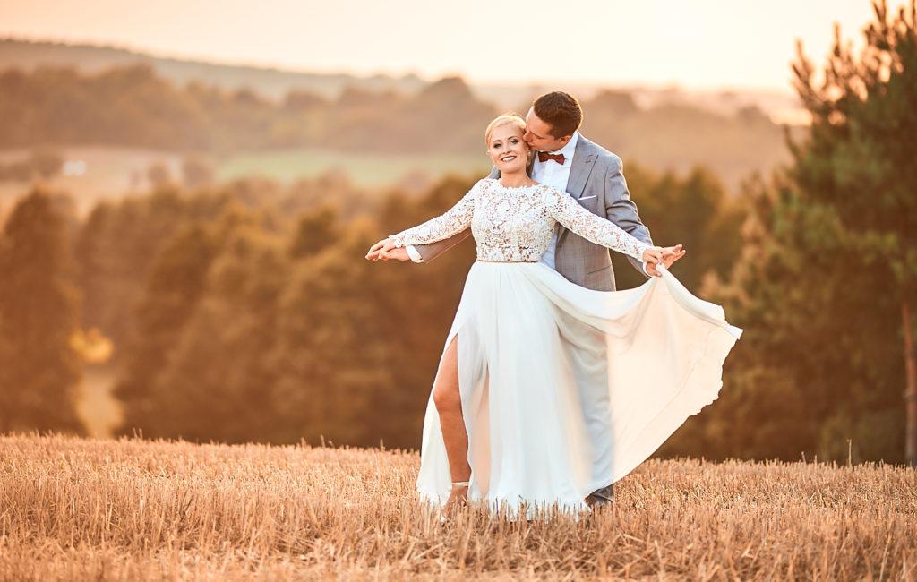 Asia i Patryk – plener ślubny